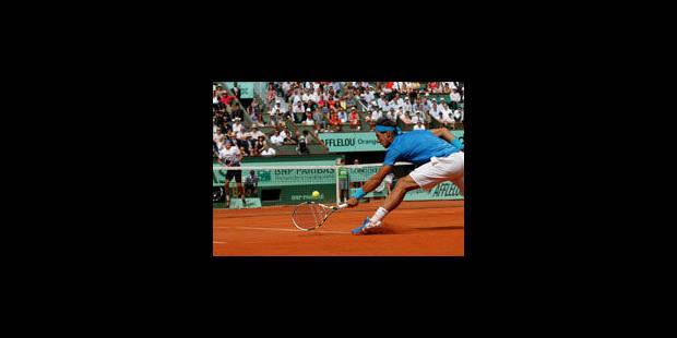 Rafael Nadal a été au bord de la crise d'Isner - La Libre