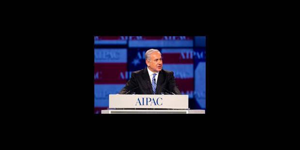 Netanyahu assure qu'Israël ne retournera jamais aux frontières de 1967