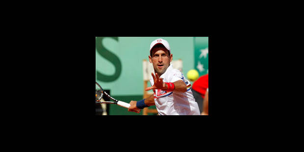 Djokovic s'envole vers le trône - La Libre