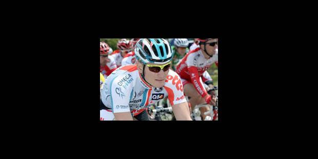 Aidis Kruopis gagne au sprint la 3e étape, Gilbert nouveau leader - La Libre