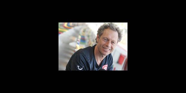 Michel Preud'homme sacré meilleur entraîneur de la saison aux Pays-Bas