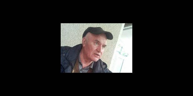 La défense de Mladic tente de retarder son transfert à La Haye - La Libre