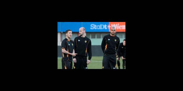 Belgique - Turquie : Hazard et Ogunjimi titulaires - La Libre