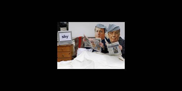 L'épineux dossier Murdoch-BSkyB - La Libre