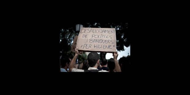 """""""C'est plutôt l'expression d'un  no future"""" - La Libre"""