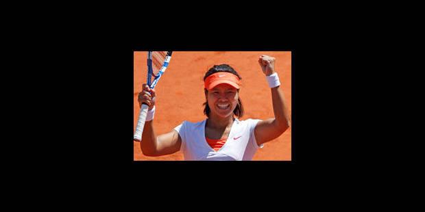 Li Na ouvre une page d'histoire pour le tennis et la Chine - La Libre