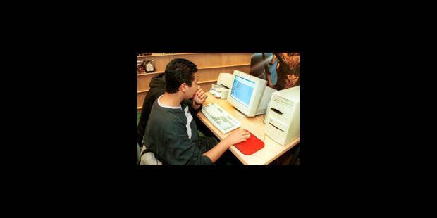 80% des Belges utilisent internet - La Libre