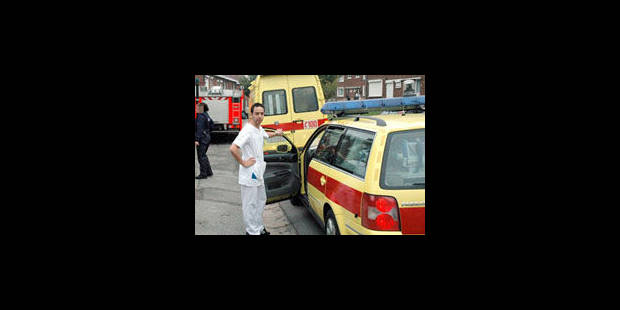 Treize personnes intoxiquées au CO à Tournai - La Libre