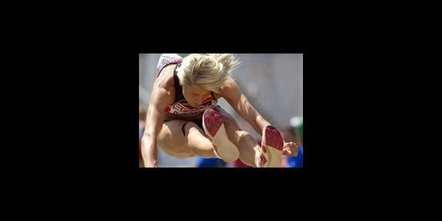 Bolshakova gravement blessée au tendon d'Achille - La Libre
