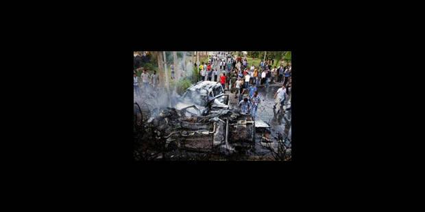 De puissantes explosions secouent Tripoli - La Libre