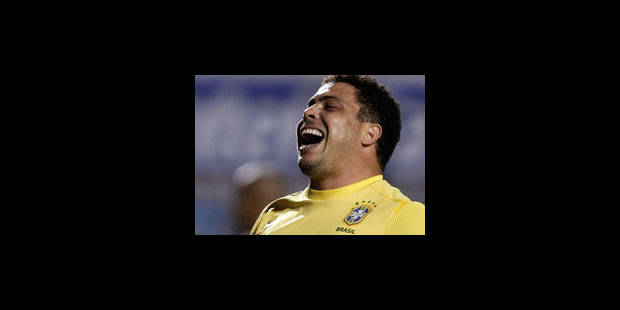 Ronaldo met un terme à sa carrière contre la Roumanie - La Libre