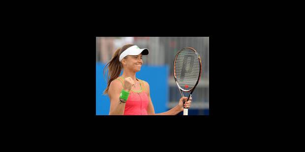 Hantuchova qualifiée pour la finale à Birmingham - La Libre