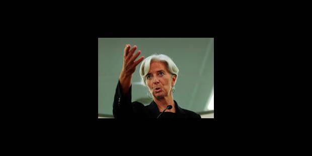 Vers un duel Carstens-Lagarde pour la direction du FMI - La Libre