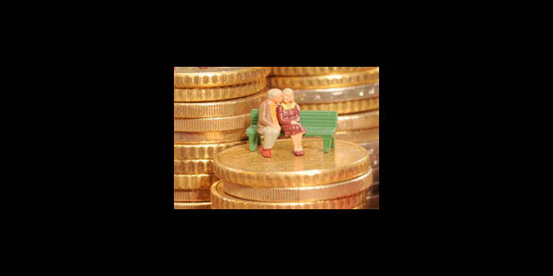 Les pensions, principale victime du contexte actuel - La Libre