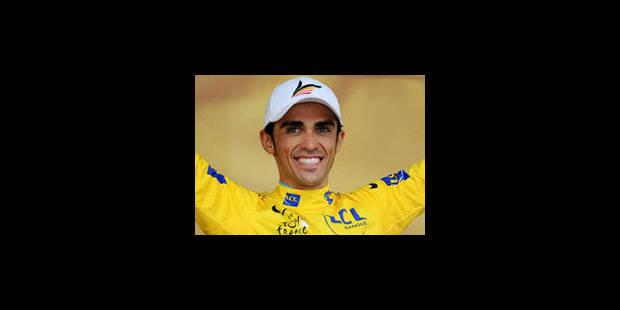 Tour de France: Contador en sera! - La Libre