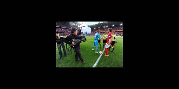 Le foot gratuit pour les clients de Belgacom TV - La Libre