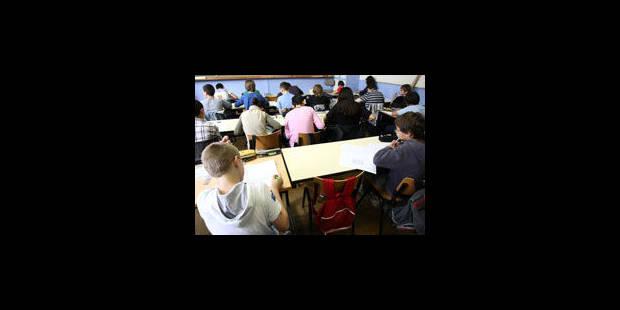 Examens : toujours plus externes - La Libre