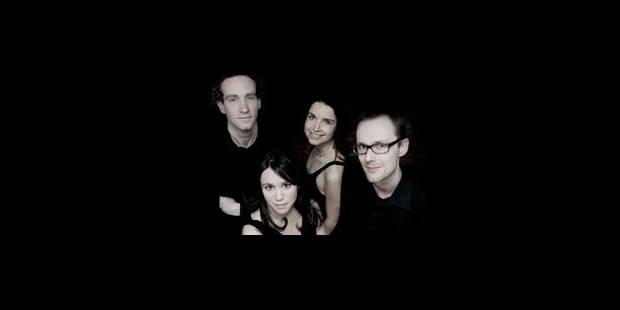 Quatuor Alfama, les belles confidences - La Libre