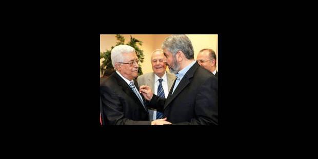 Reprise des discussions entre le Fatah et le Hamas au Caire - La Libre