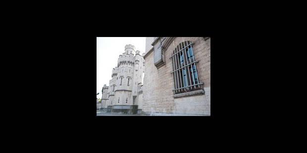 Préavis de grève à la prison de Saint-Gilles - La Libre