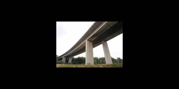 Le viaduc de Vilvorde rénové en profondeur : bonjour les lenteurs - La Libre