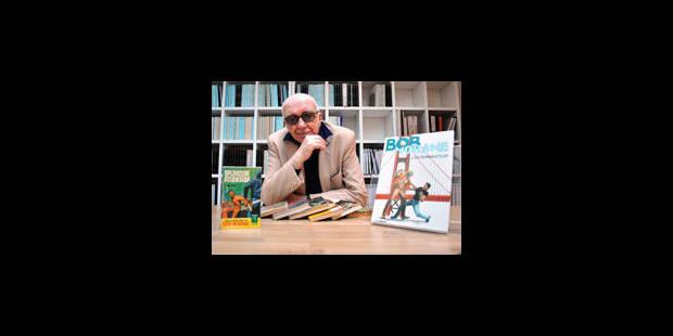 Henri Vernes lègue ses archives - La Libre