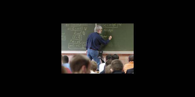 Les Hautes Ecoles ont leur plan - La Libre