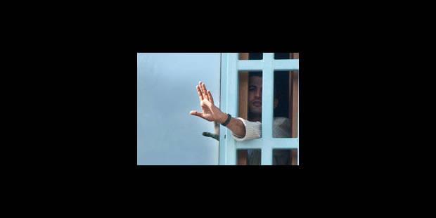 """La détention dans un centre fermé, """"ça fait mal"""" - La Libre"""