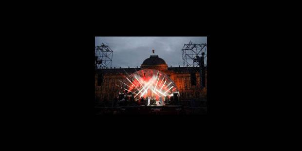 Plus de 50.000 personnes à Bruxelles pour Taratata - La Libre