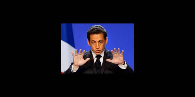 """Réformes au Maroc: Nicolas Sarkozy salue des """"avancées capitales"""" - La Libre"""