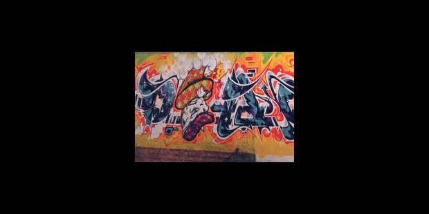 L'art du graffiti, de la rue au musée - La Libre