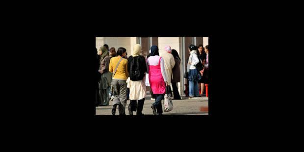 Voile à l'école: l'Olivier ne juge pas opportun de légiférer maintenant - La Libre