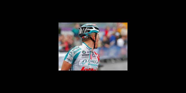 Philippe Gilbert est champion de Belgique - La Libre