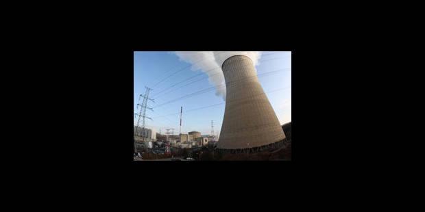 Risque sismique en hausse pour nos centrales - La Libre