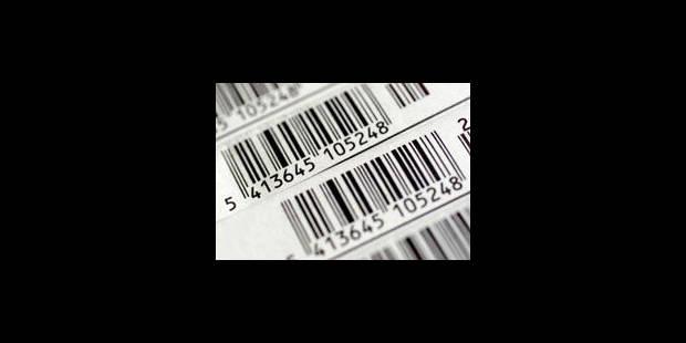 Un code-barres sur vingt indique un faux prix - La Libre