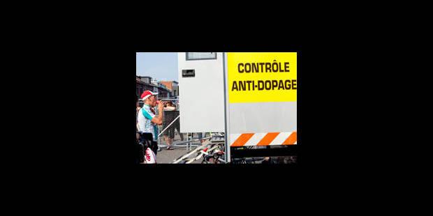 Dopage: un soigneur en prison après la découverte de 195 doses d'EPO - La Libre