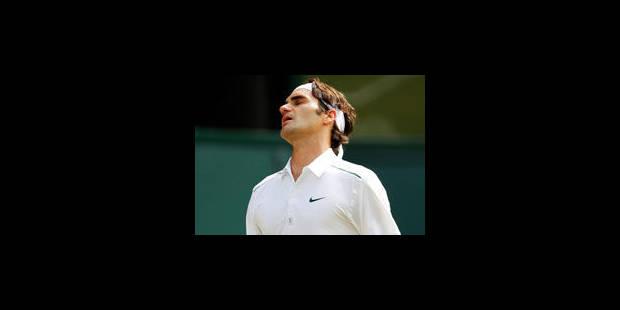 Federer éliminé en quarts de finale par Tsonga - La Libre
