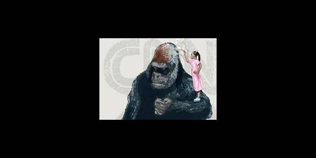 DSK: Gare au gorille?