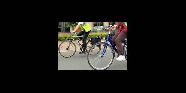 Augmentation de 25% de vols de vélos en cinq ans à Bruxelles - La Libre