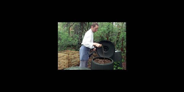 Pour le compostage collectif ? - La Libre