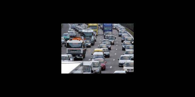 Circulation difficile ce week-end sur les routes belges et européennes - La Libre