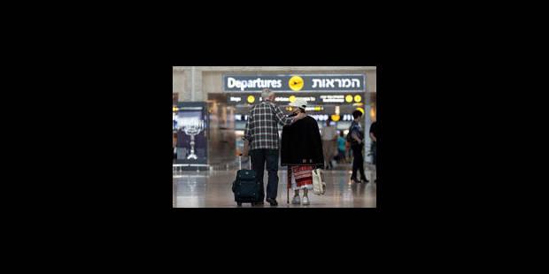 Israël empêche la venue de centaines de militants propalestiniens - La Libre