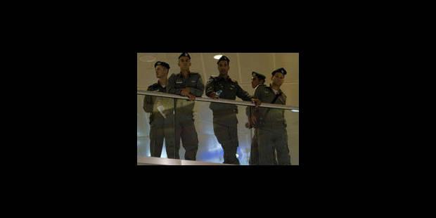 """Les militants de """"Bienvenue en Palestine"""" bloqués à Zaventem"""
