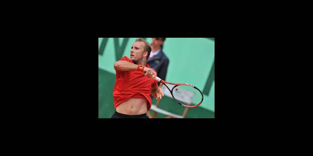 Steve Darcis remporte le tournoi Challenger de Scheveningen - La Libre