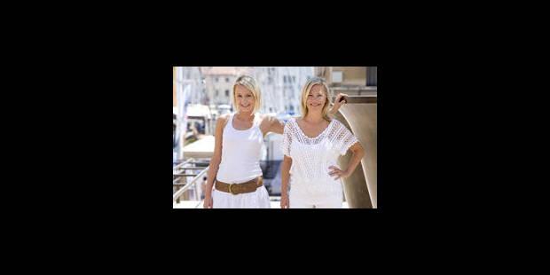 Les soeurs Louys sous le soleil VIP - La Libre