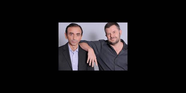 Naulleau et Zemmour sont de retour - La Libre