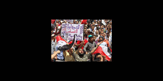 Que restera-t-il du printemps arabe ? - La Libre