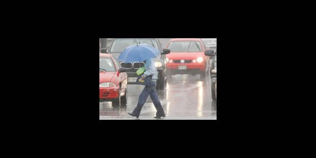Météo: alerte jaune sur tout le pays, Belgacom conseille de débrancher votre équipement - La Libre