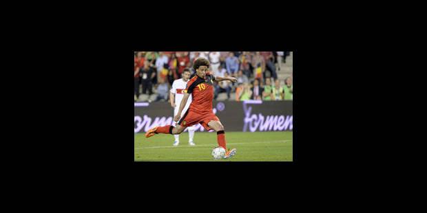 Benfica: le nouveau défi d'Axel Witsel - La Libre