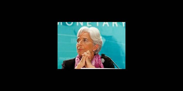 Les Etats membres du FMI demandent à l'Italie de rationaliser son budget - La Libre